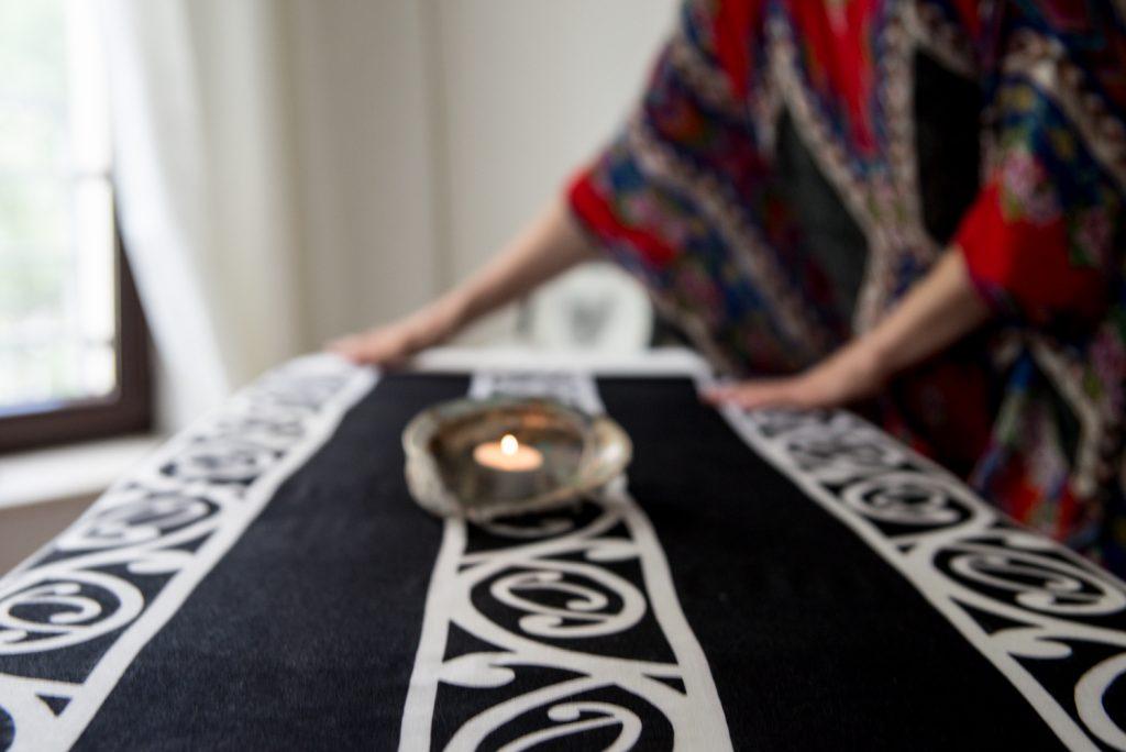 HAnia Świątkowska, masaż MA-URI, mauri Warszwa