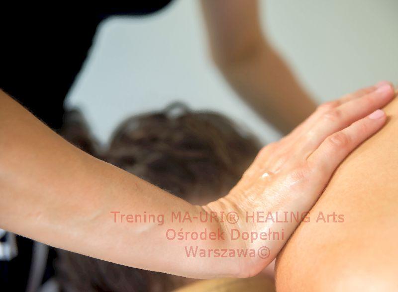 Trening MA-URI Bodywork Warszawa, kurs masażu mauri, 2018, masaż polinezyjski